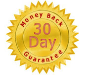 Refunds 30 day money back guarantee