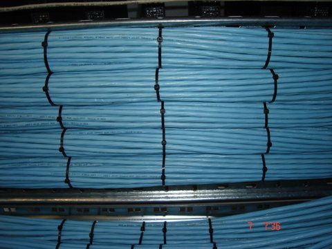 cat6a excel network cabling