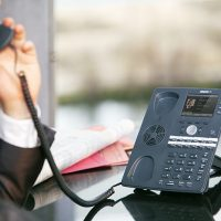 Hosted Telephone System